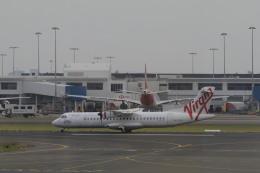 しかばねさんが、シドニー国際空港で撮影したヴァージン・オーストラリア・リージョナル ATR-72-600の航空フォト(飛行機 写真・画像)