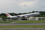 アイスコーヒーさんが、成田国際空港で撮影した中国国際航空 A340-313Xの航空フォト(飛行機 写真・画像)