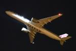 木人さんが、成田国際空港で撮影したカタール航空 A350-1041の航空フォト(飛行機 写真・画像)