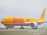 masarunphotosさんが、香港国際空港で撮影したDHL 777-FZNの航空フォト(飛行機 写真・画像)