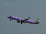 ノリださんが、宮古空港で撮影したフジドリームエアラインズ ERJ-170-200 (ERJ-175STD)の航空フォト(飛行機 写真・画像)