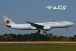 tassさんが、成田国際空港で撮影したエア・カナダ A330-343Xの航空フォト(飛行機 写真・画像)