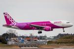 RUNWAY23.TADAさんが、成田国際空港で撮影したピーチ A320-214の航空フォト(飛行機 写真・画像)
