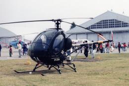 banshee02さんが、宇都宮飛行場で撮影した陸上自衛隊 TH-55J Osageの航空フォト(飛行機 写真・画像)