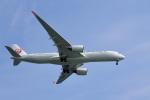 飛行機ゆうちゃんさんが、羽田空港で撮影した日本航空 A350-941XWBの航空フォト(飛行機 写真・画像)
