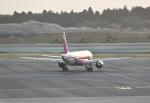 fukucyanさんが、成田国際空港で撮影したピーチ A320-214の航空フォト(飛行機 写真・画像)