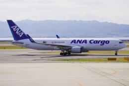 SFJ_capさんが、関西国際空港で撮影した全日空 767-316F/ERの航空フォト(飛行機 写真・画像)