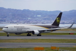 SFJ_capさんが、関西国際空港で撮影したUPS航空 767-34AF/ERの航空フォト(飛行機 写真・画像)