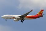 ★azusa★さんが、シンガポール・チャンギ国際空港で撮影した香港エアカーゴ A330-243Fの航空フォト(飛行機 写真・画像)
