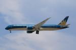 ★azusa★さんが、シンガポール・チャンギ国際空港で撮影したベトナム航空 787-9の航空フォト(飛行機 写真・画像)