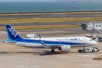 RUNWAY23.TADAさんが、羽田空港で撮影した全日空 A320-271Nの航空フォト(飛行機 写真・画像)