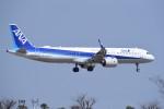 kumagorouさんが、仙台空港で撮影した全日空 A321-272Nの航空フォト(飛行機 写真・画像)