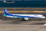 RUNWAY23.TADAさんが、羽田空港で撮影した全日空 A321-211の航空フォト(飛行機 写真・画像)