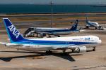 RUNWAY23.TADAさんが、羽田空港で撮影した全日空 767-381/ERの航空フォト(飛行機 写真・画像)