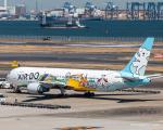 RUNWAY23.TADAさんが、羽田空港で撮影したAIR DO 767-381の航空フォト(飛行機 写真・画像)