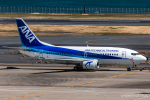 RUNWAY23.TADAさんが、羽田空港で撮影した全日空 737-54Kの航空フォト(飛行機 写真・画像)