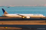 RUNWAY23.TADAさんが、羽田空港で撮影したユナイテッド航空 787-10の航空フォト(飛行機 写真・画像)