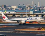 RUNWAY23.TADAさんが、羽田空港で撮影した日本航空 777-346/ERの航空フォト(飛行機 写真・画像)