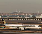 RUNWAY23.TADAさんが、羽田空港で撮影したシンガポール航空 A350-941XWBの航空フォト(飛行機 写真・画像)