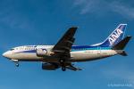 RUNWAY23.TADAさんが、成田国際空港で撮影したANAウイングス 737-54Kの航空フォト(飛行機 写真・画像)