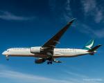 RUNWAY23.TADAさんが、成田国際空港で撮影したキャセイパシフィック航空 A350-941の航空フォト(飛行機 写真・画像)