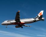 RUNWAY23.TADAさんが、成田国際空港で撮影したジェットスター・ジャパン A320-232の航空フォト(飛行機 写真・画像)