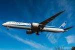 RUNWAY23.TADAさんが、成田国際空港で撮影した全日空 787-10の航空フォト(飛行機 写真・画像)