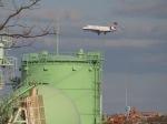 monjiro22001さんが、伊丹空港で撮影したアイベックスエアラインズ CL-600-2C10 Regional Jet CRJ-702の航空フォト(飛行機 写真・画像)