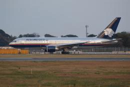 ITM58さんが、成田国際空港で撮影したアエロメヒコ航空 767-283/ERの航空フォト(飛行機 写真・画像)