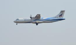 kenko.sさんが、シェムリアップ国際空港で撮影したバンコクエアウェイズ ATR-72-600の航空フォト(飛行機 写真・画像)