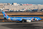 RUNWAY23.TADAさんが、羽田空港で撮影した中国東方航空 A330-343Xの航空フォト(飛行機 写真・画像)