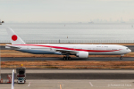 RUNWAY23.TADAさんが、羽田空港で撮影した航空自衛隊 777-3SB/ERの航空フォト(飛行機 写真・画像)