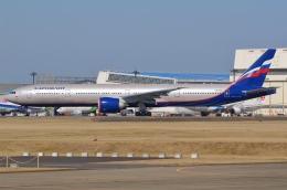 うとPさんが、RJAAで撮影したアエロフロート・ロシア航空 777-3M0/ERの航空フォト(飛行機 写真・画像)
