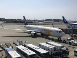 Kanatoさんが、成田国際空港で撮影したMIATモンゴル航空 767-34G/ERの航空フォト(飛行機 写真・画像)