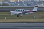 qooさんが、高松空港で撮影した日本個人所有 A36 Bonanza 36の航空フォト(飛行機 写真・画像)