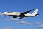 のぎスポさんが、成田国際空港で撮影したエアロ・ロジック 777-FZNの航空フォト(飛行機 写真・画像)