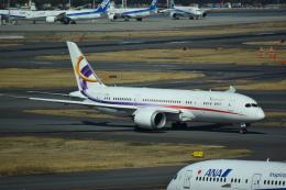 Kanatoさんが、羽田空港で撮影した金鹿航空 787-8 Dreamlinerの航空フォト(飛行機 写真・画像)