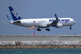 okaoka36さんが、那覇空港で撮影した全日空 767-316F/ERの航空フォト(飛行機 写真・画像)