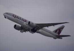 takikoki50000さんが、関西国際空港で撮影したカタール航空カーゴ 777-FDZの航空フォト(飛行機 写真・画像)