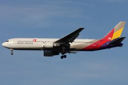 航空フォト:HL7514 アシアナ航空 767-300
