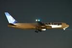 木人さんが、成田国際空港で撮影した全日空 767-381Fの航空フォト(飛行機 写真・画像)