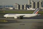 flying_horseさんが、羽田空港で撮影したエールフランス航空 777-228/ERの航空フォト(飛行機 写真・画像)