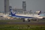 LEGACY-747さんが、成田国際空港で撮影した全日空 A320-211の航空フォト(飛行機 写真・画像)