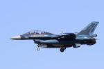 多楽さんが、茨城空港で撮影した航空自衛隊 F-2Bの航空フォト(飛行機 写真・画像)