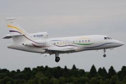Hariboさんが、成田国際空港で撮影したSASインスティチュート Falcon 900EX EASYの航空フォト(飛行機 写真・画像)