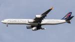Shotaroさんが、上海浦東国際空港で撮影したプルス・ウルトラ A340-642Xの航空フォト(飛行機 写真・画像)