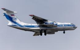 Shotaroさんが、上海浦東国際空港で撮影したヴォルガ・ドニエプル航空 Il-76TDの航空フォト(飛行機 写真・画像)