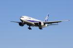 mocohide☆さんが、福岡空港で撮影した全日空 777-281/ERの航空フォト(飛行機 写真・画像)