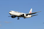 mocohide☆さんが、福岡空港で撮影した日本航空 767-346/ERの航空フォト(飛行機 写真・画像)