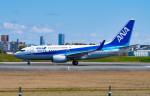 Astechnoさんが、伊丹空港で撮影した全日空 737-781の航空フォト(飛行機 写真・画像)